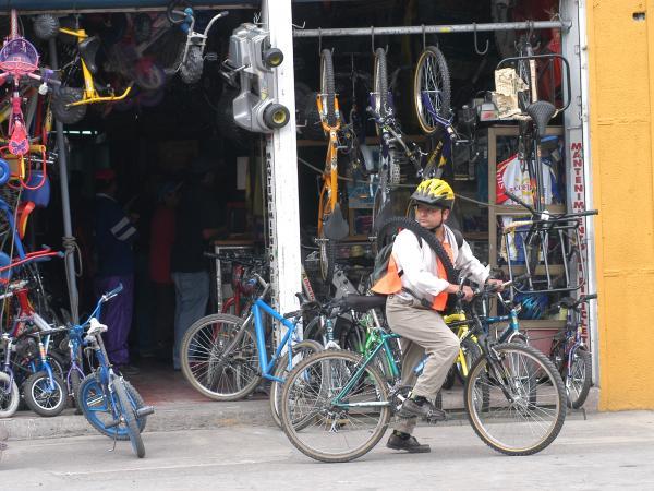Negocio de bicicletas, al ritmo de triunfos internacionales