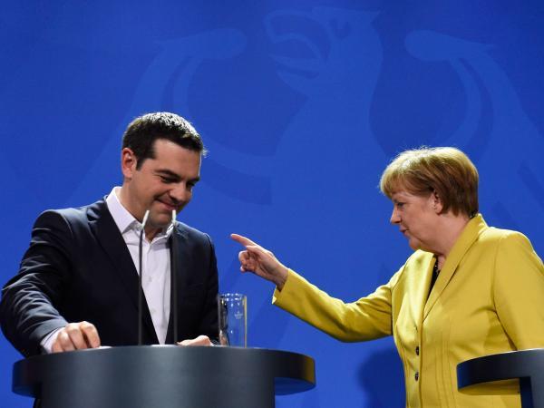 Grecia pide que le rebajen la deuda; Alemania dice, no