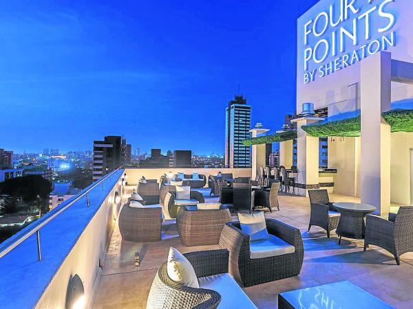 Sheraton inaugura su primer hotel en barranquilla for La terraza barranquilla