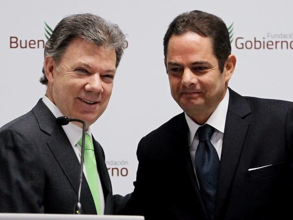 Ministros de Cambio Radical salen del gobierno de Santos