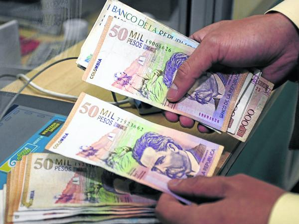 Colombianos movieron $6.000 billones de pesos