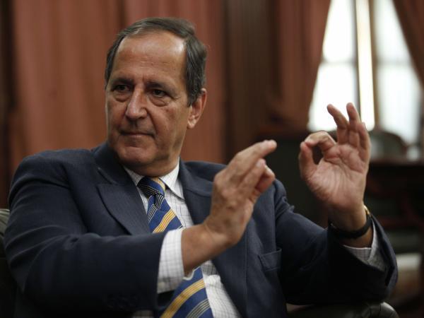 Se inicia el relevo ministerial, renunció Minagricultura