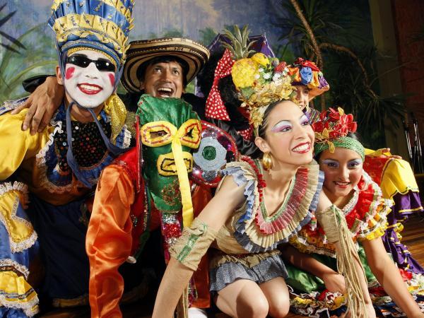 Fiestas Y Carnavales Del Mundo Que Fomentan El Turismo Tendencias - Carnavales-del-mundo