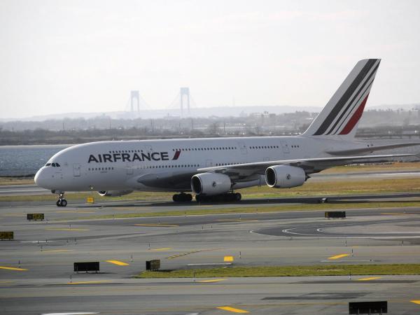 Paciente con coronavirus en Colombia llegó en vuelo de Air France