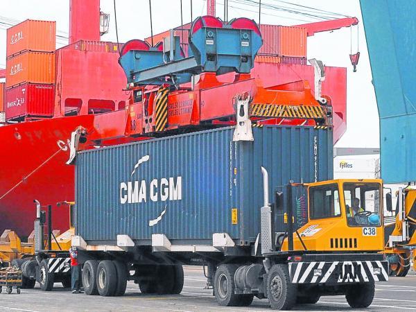 Exportaciones de Colombia aumentan 23,4% en mayo