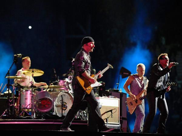 Este lunes comienza la preventa del concierto de U2 en Bogotá