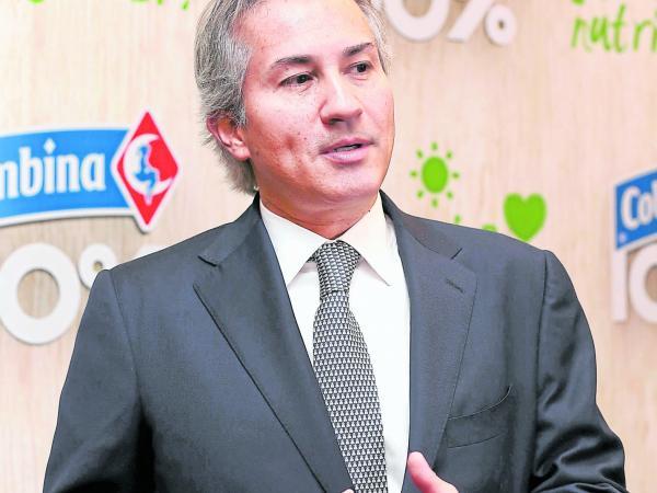 Resultado de imagen para César Augusto Caicedo, presidente ejecutivo de Colombina