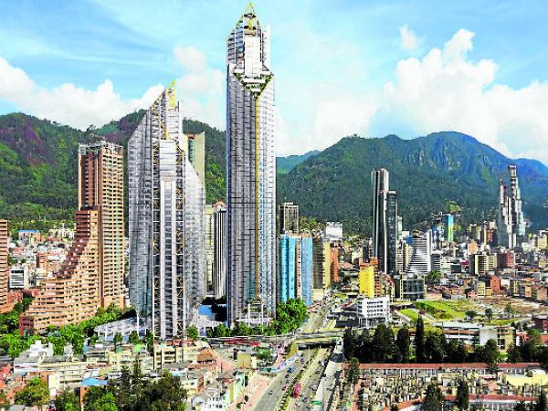 Bogot la ciudad de negocios con los hoteles m s baratos for Empresas de construccion en bogota