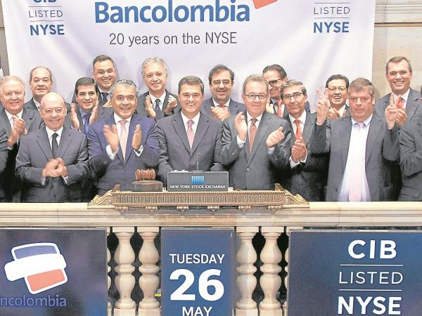 Bancolombia- NYSE