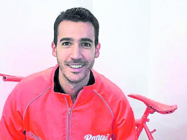 Simón Borrero, CEO de Rappi