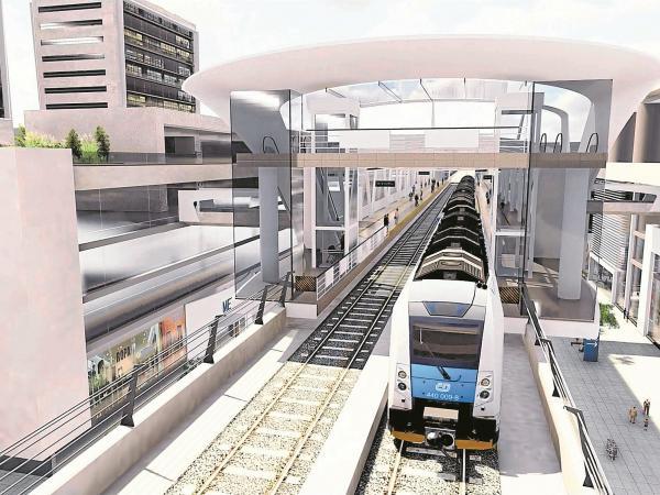 """""""Licitación del metro de Bogotá se abrirá en noviembre"""", Santos"""