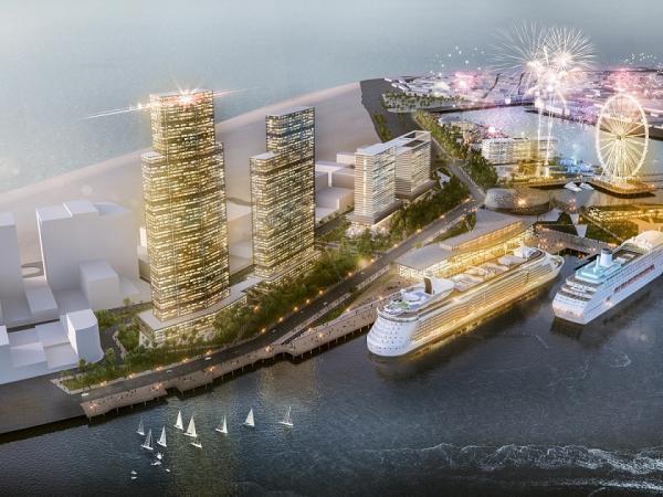 Este será el megaproyecto turístico y naval que tendrá Cartagena