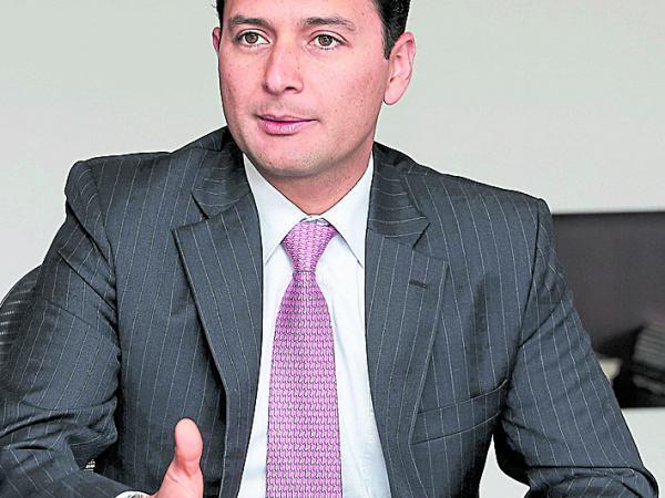 Jorge Alexander Castaño fue nombrado como el nuevo superintendente financiero