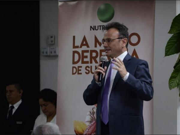 Francisco Jiménez, Gerente de Asistencia Técnica de Monómeros.