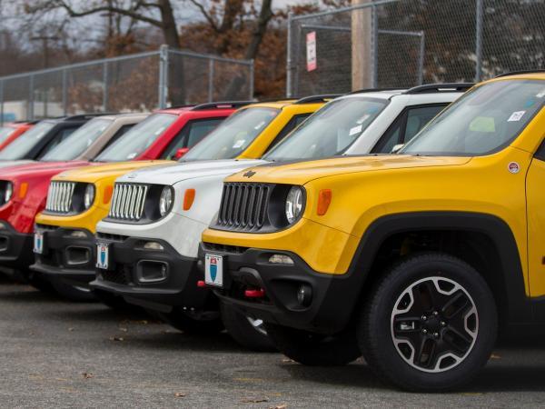 Estados Unidos demanda a Fiat Chrysler por emisiones diesel
