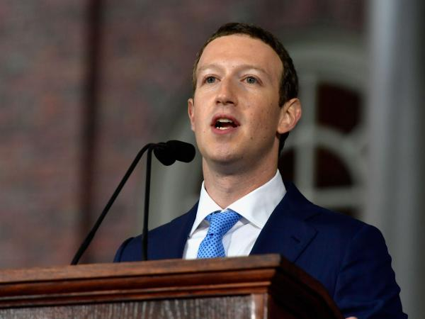 Mark Zuckerberg discurso en Harvard
