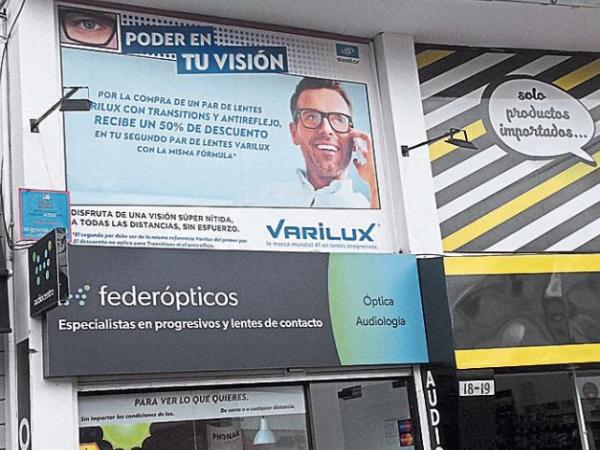 7a5c2be398 Federópticos abriría en el país 70 locales en 3 años | Empresas ...