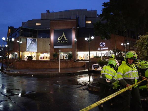 ELN condena atentado en centro comercial de Bogotá