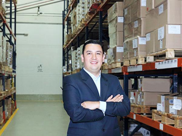 Luis Andrés Ramírez Luna, gerente de operaciones de SUPPLA S.A.