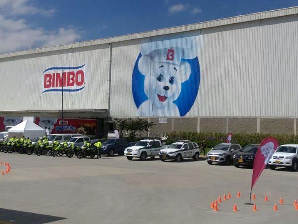 Bimbo present su nueva planta en tenjo empresas for Oficinas bimbo bogota