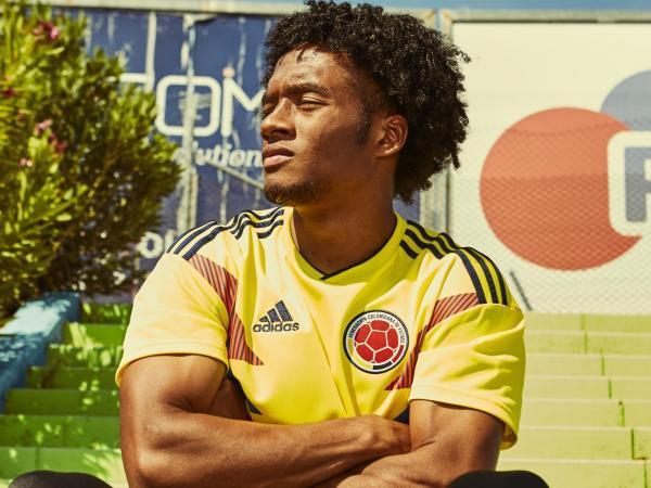 d850610f36e Camiseta de la Selección Colombia Mundial Rusia 2018
