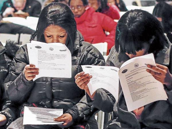 Desempleo en Chile cierra 2017 en 6,4%, en línea con lo esperado