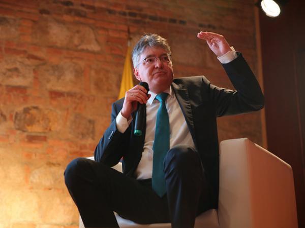 Colombia fija su rumbo a OCDE