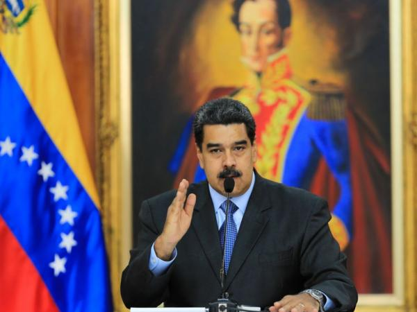 Mundo: Sentencian a 18 años de cárcel a Nicolás Maduro por corrupción