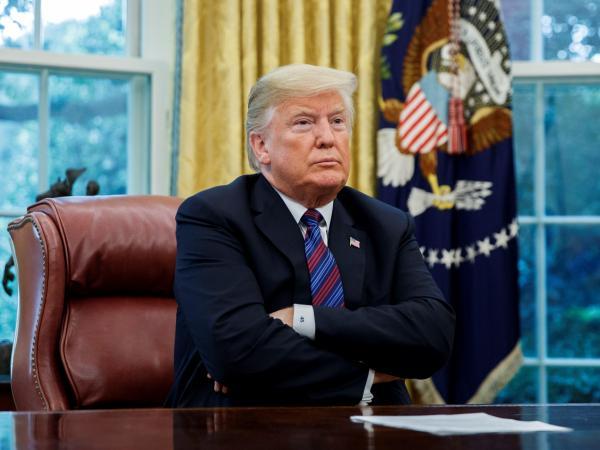 Funcionario denuncia 'amoralidad' de Trump