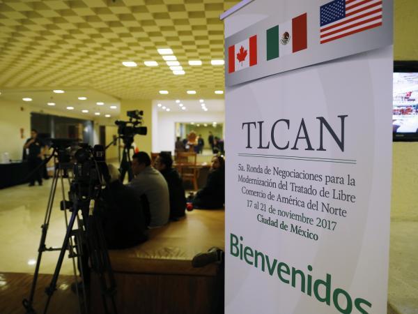 Trump saluda el nuevo acuerdo comercial con México y Canadá como 'histórico'