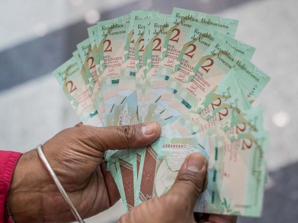 AN: Venezuela cierra agosto con una inflación de 200.000 % anual