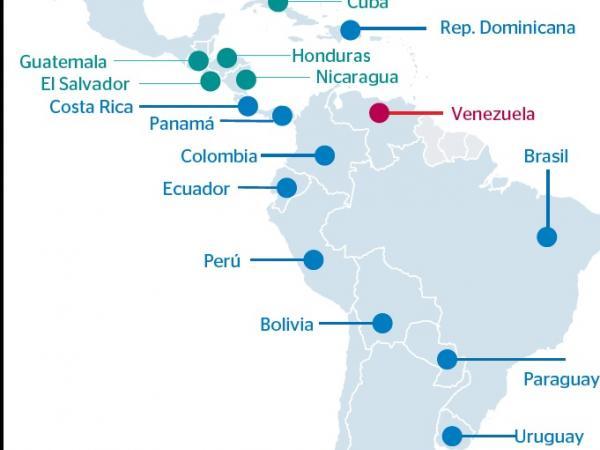 8ffbdb14e España: sigue la confianza inversionista en Latinoamérica | Inversión |  Negocios | Portafolio