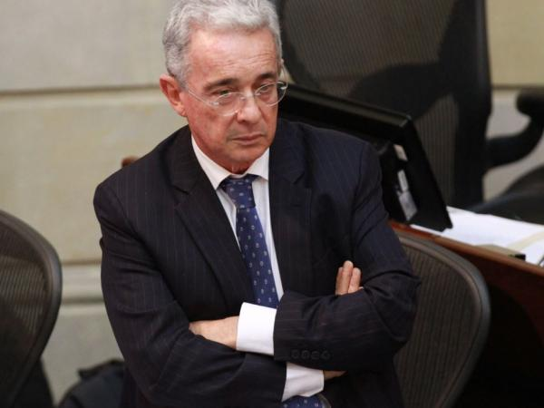 Expresidente Álvaro Uribe fue diagnosticado con Covid-19