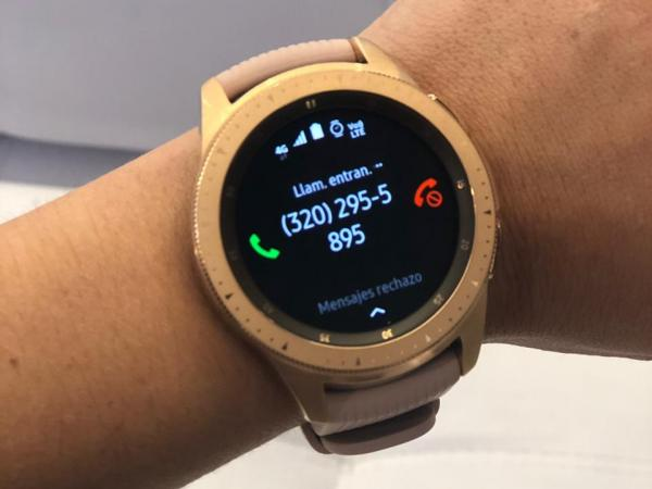 Samsung launches the Galaxy Watch LTE in Colombia | trends