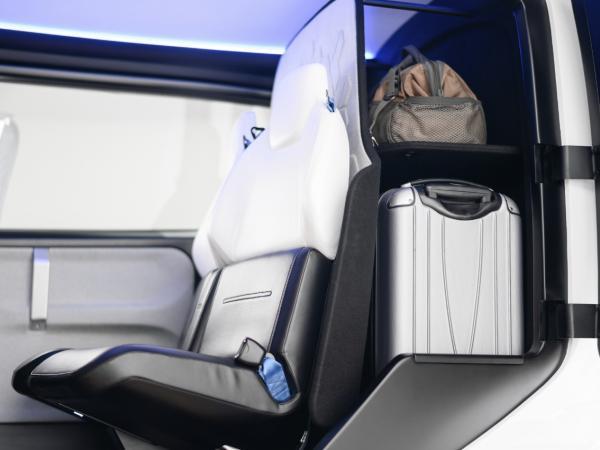 Uber air vehicle