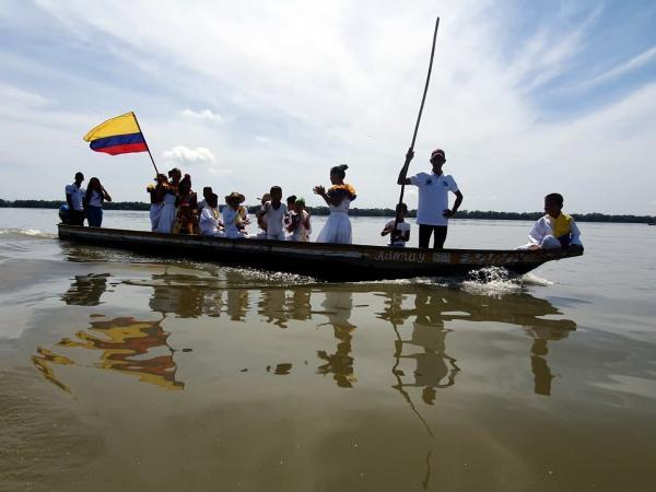 El turismo se abre paso en la ciénaga de Santa Marta - m.portafolio.co