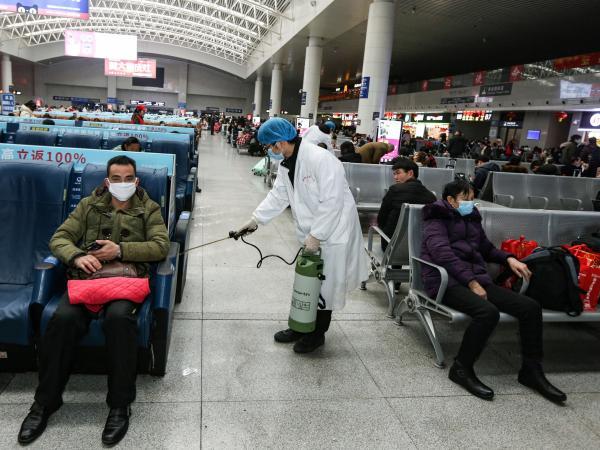 Aumenta el número de muertos en China por epidemia de coronavirus