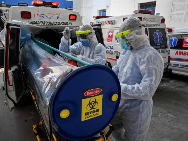 Nuevo informe de contagios por coronavirus en Colombia