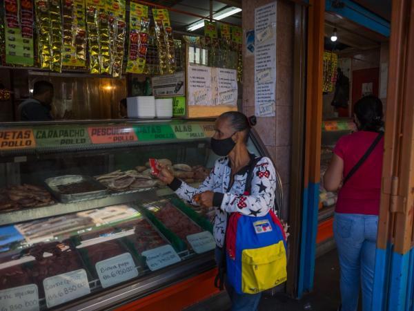 Consumo per cápita de carne en Venezuela durante 2020 fue de 3 kilos
