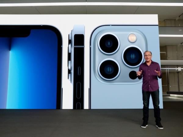 Así es el nuevo iPhone 13 de Apple