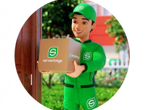 Servientrega cambió de imagen: así luce ahora la icónica compañía - Portafolio