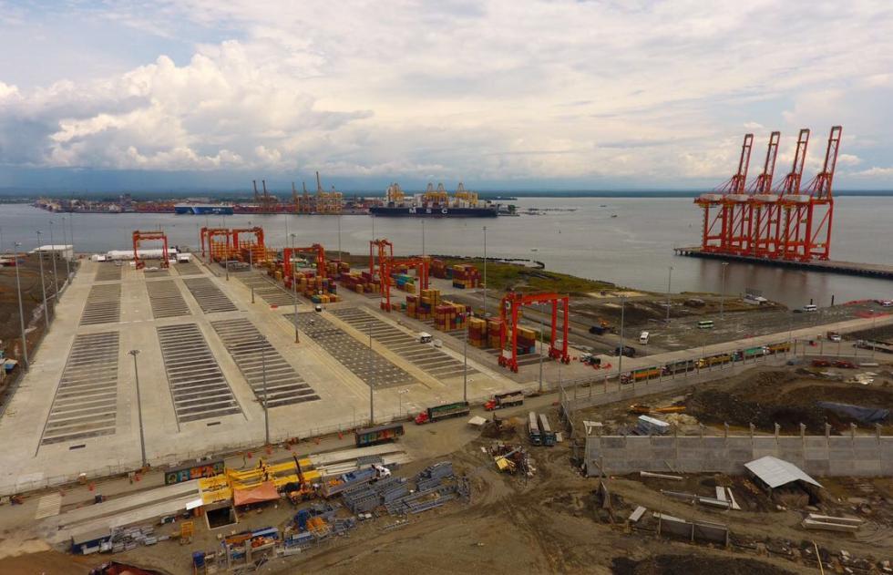 Vea cmo qued el nuevo puerto de Aguadulce de Buenaventura