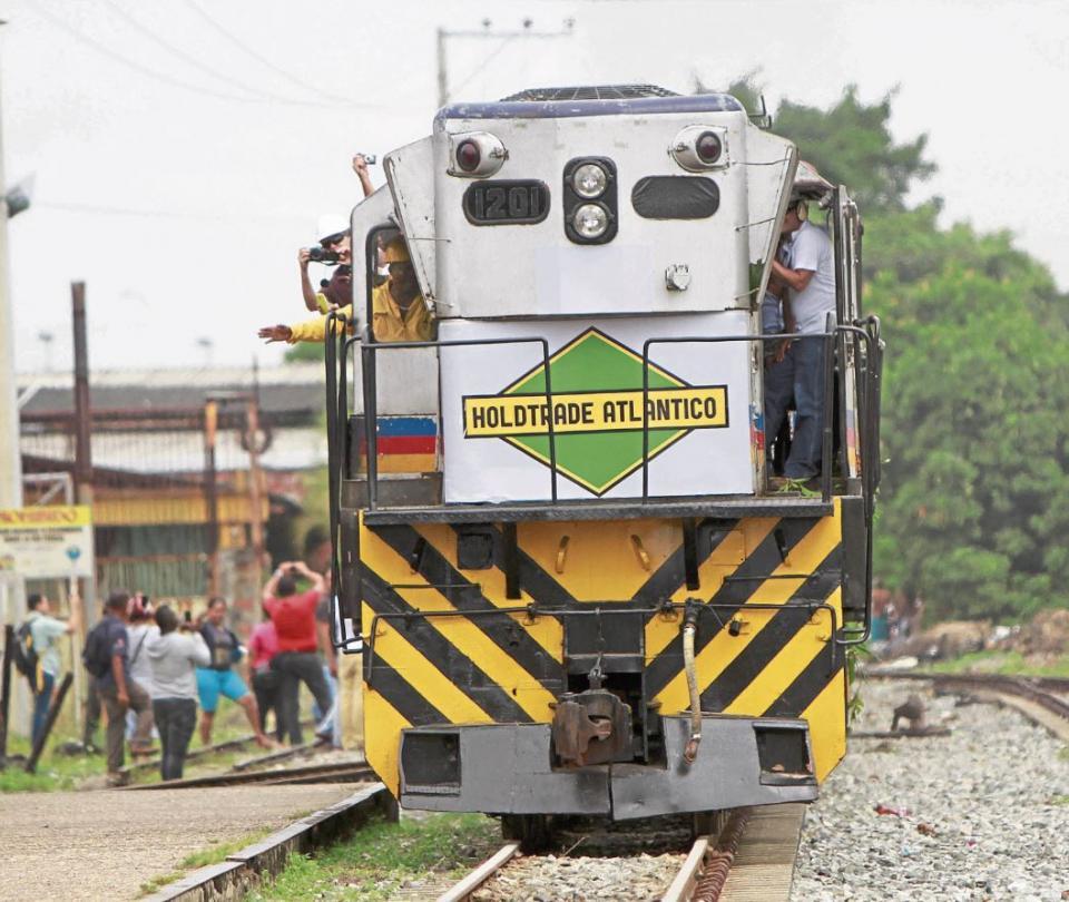 Británicos apoyarán la reactivación de los trenes en el país - Noticias de Colombia
