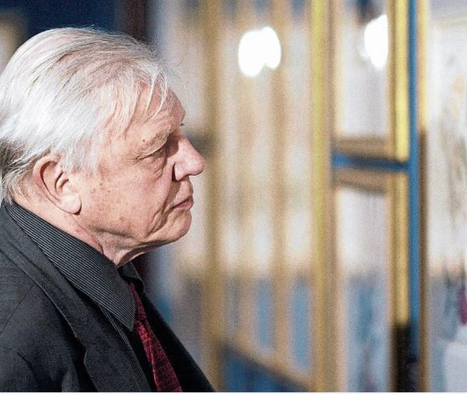 David Attenborough: 'Realizar programas sobre animales no es difícil'