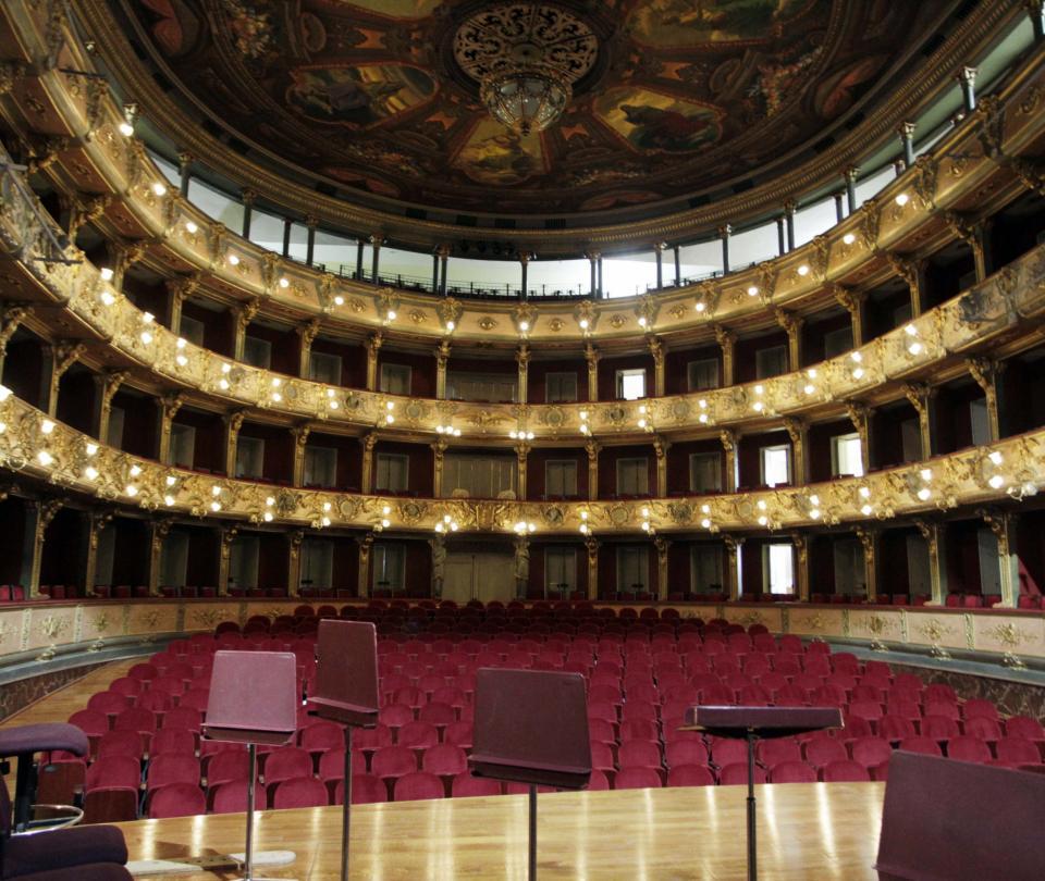 En el 2020, se entregarán obras de ampliación del teatro Colón