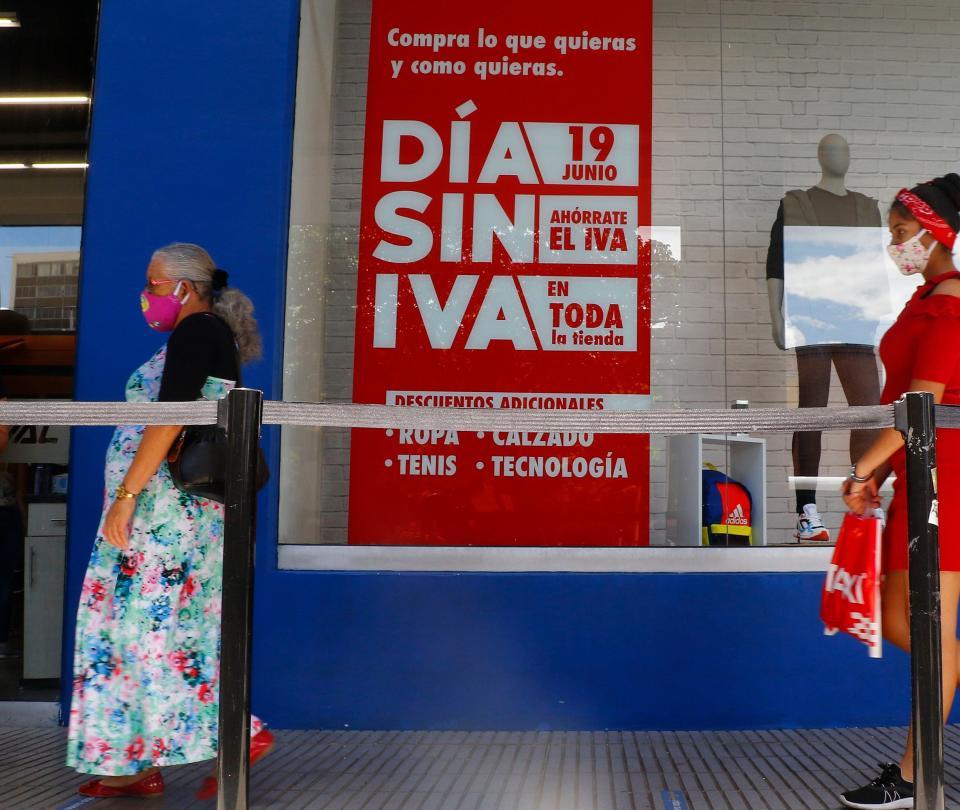 'Los tres días sin IVA de la tributaria dinamizarán la economía' - Noticias de Colombia