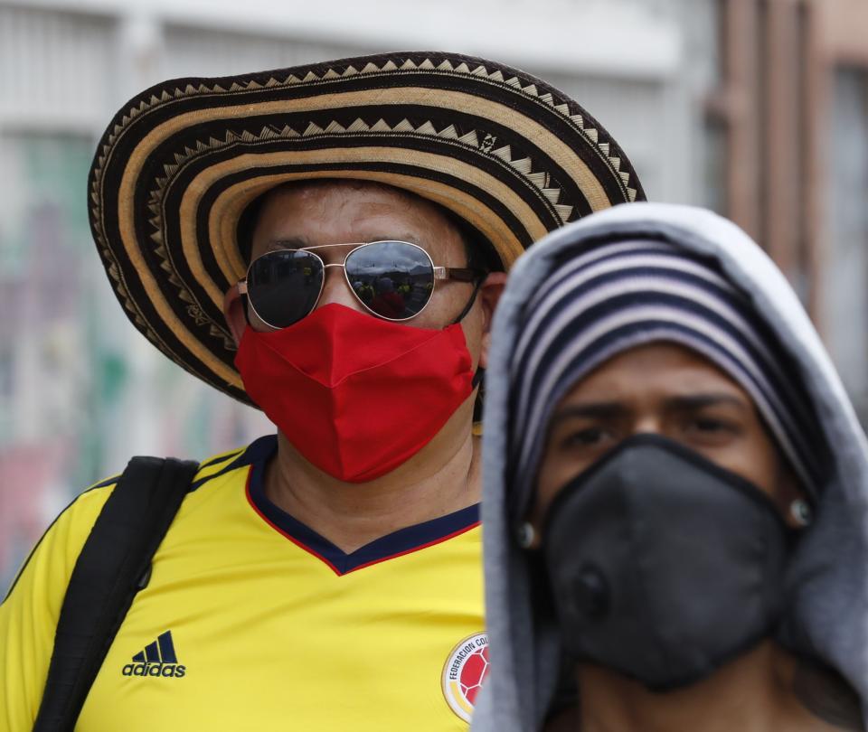 Muertes diarias por covid en el país se mantienen por debajo de 40 - Noticias de Colombia