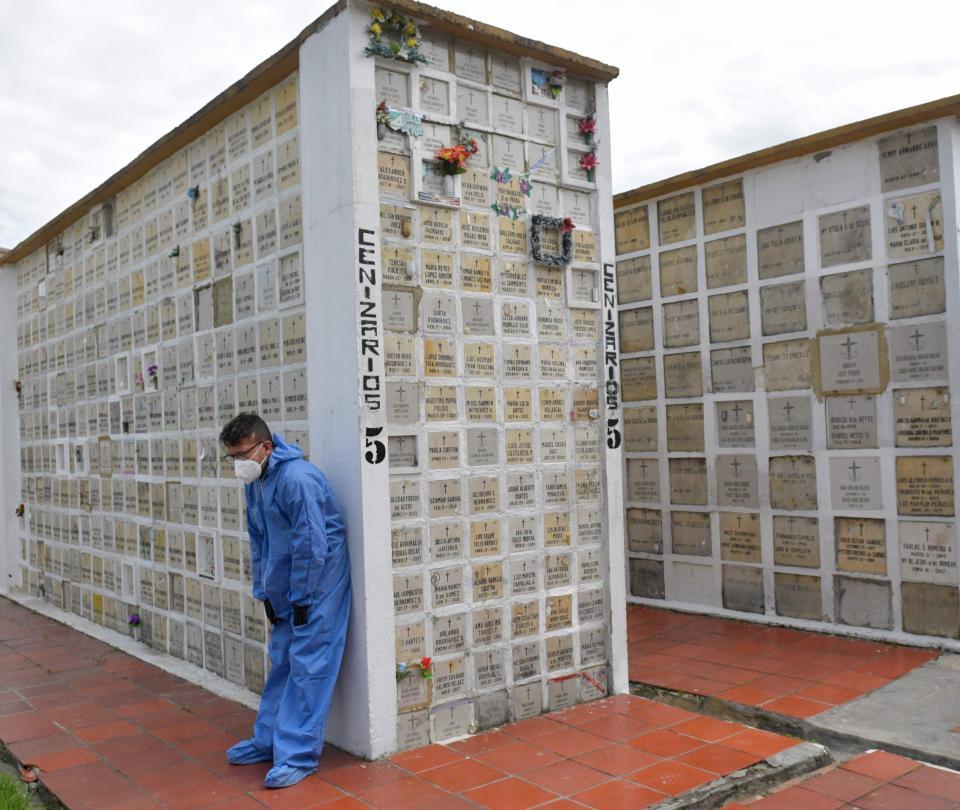 Cifras de Covid en Colombia: 330 muertes más y 11.048 nuevos contagios - Noticias de Colombia