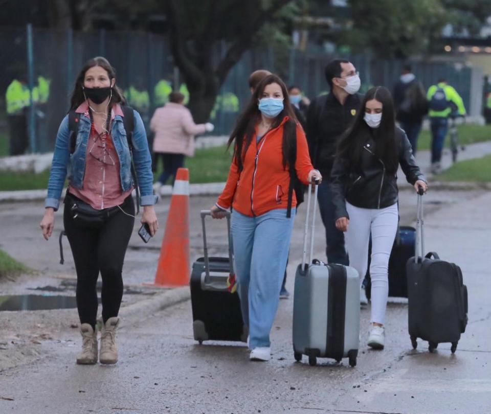 El 91% de viajeros aumentaría sus desplazamientos en 2021 - Noticias de Colombia