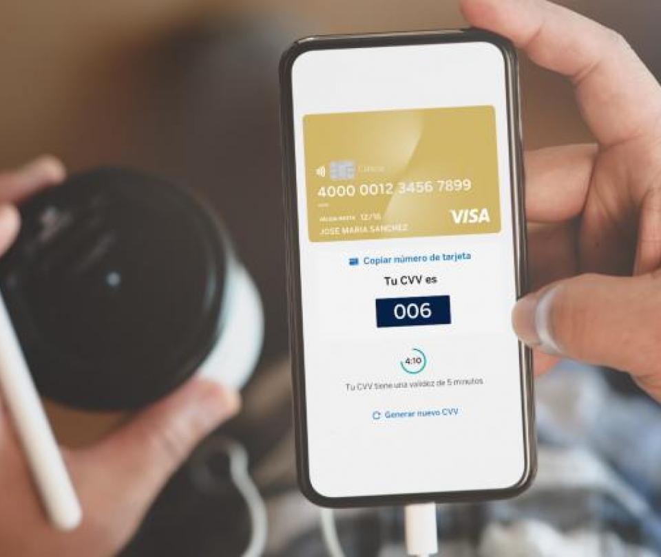 BBVA lanza código de seguridad dinámico para uso de sus tarjetas - Noticias de Colombia